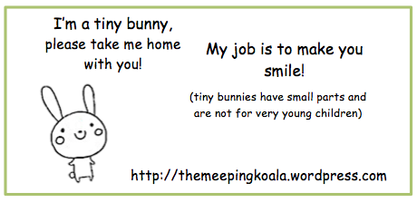 Designed by Koko~ Click to access the Official Bunny Drop Project page and PDF for printouts!