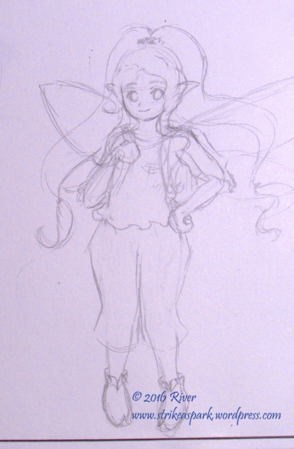 fairy-design-sketch-watermarked-version