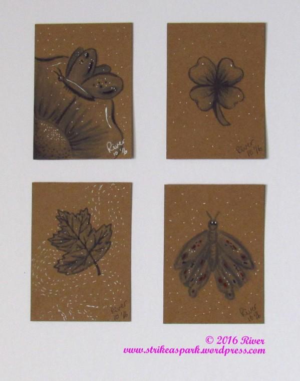 nature-art-cards-inktober