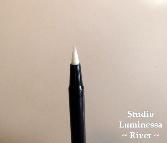 Tombow Blending Tutorial 4: Tip is clean again!