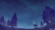 Starfall by River