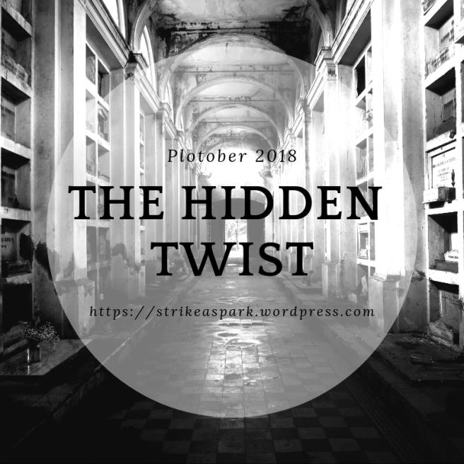 The secret door, the hidden passage: unexpected (yet twists keep your story interesting.