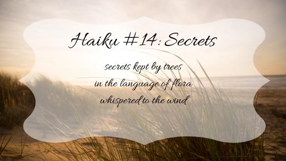 Secrets (Haiku #14) by River